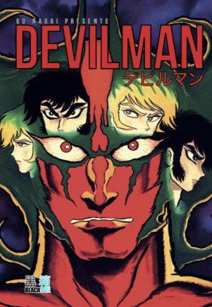 Devilman - Edition 50 ans - T.01   9782374121079