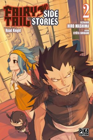 Fairy Tail - Side Stories - T.02 | 9782811634889