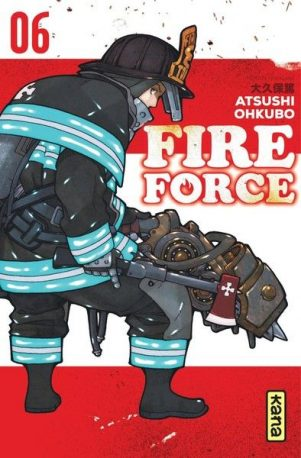 Fire Force - T.06 | 9782505071105