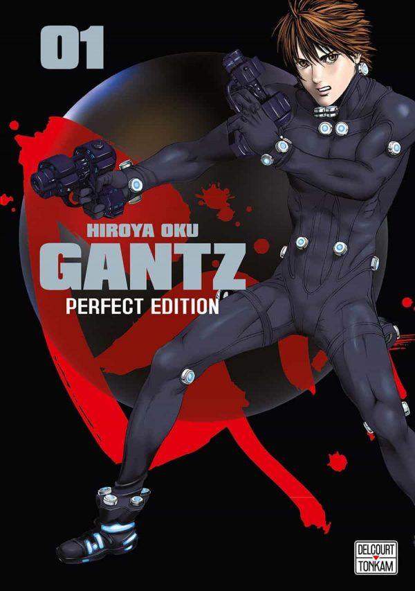 Gantz - Perfect Edition - T.01   9782756095585