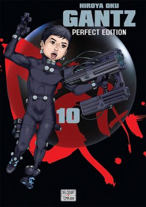 Gantz - Perfect Edition - T.10   9782413003854