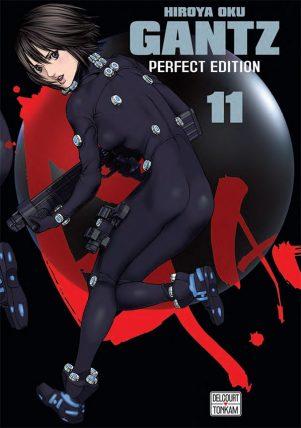 Gantz - Perfect Edition - T.11   9782413003861
