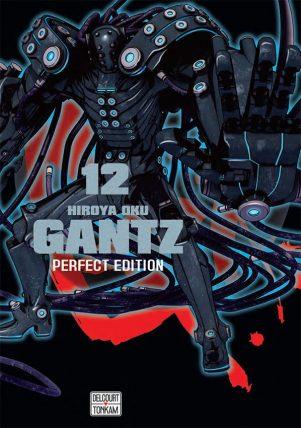 Gantz - Perfect Edition - T.12   9782413003878