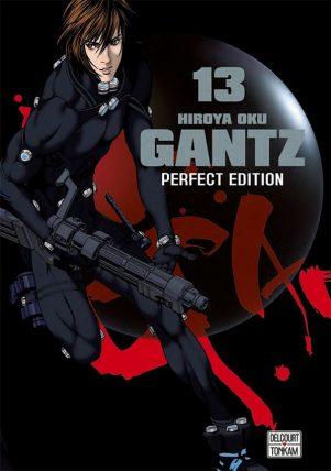 Gantz - Perfect Edition - T.13   9782413003885