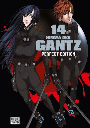 Gantz - Perfect Edition - T.14   9782413003892
