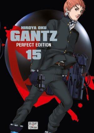 Gantz - Perfect Edition - T.15   9782413003908