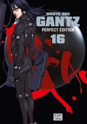 Gantz - Perfect Edition - T.16   9782413003915