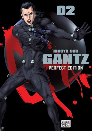 Gantz - Perfect Edition - T.02   9782756095592