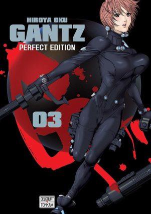 Gantz - Perfect Edition - T.03   9782756095608