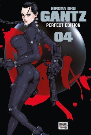 Gantz - Perfect Edition - T.04   9782756095615