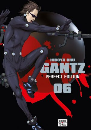 Gantz - Perfect Edition - T.06   9782756095639