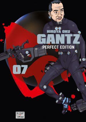 Gantz - Perfect Edition - T.07   9782413002642