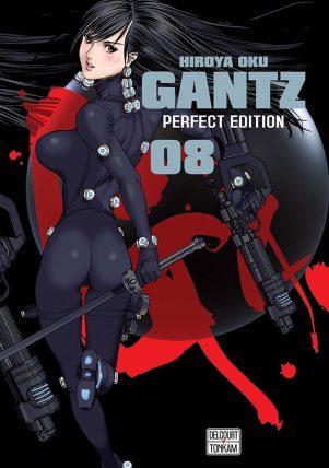 Gantz - Perfect Edition - T.08   9782413002659