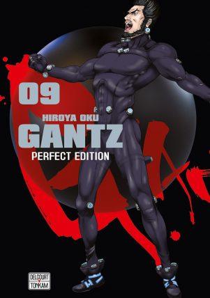 Gantz - Perfect Edition - T.09   9782413003847