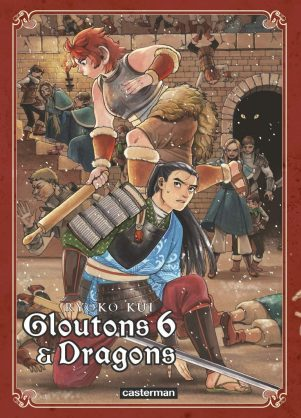 Gloutons et Dragons - T.06 | 9782203172531