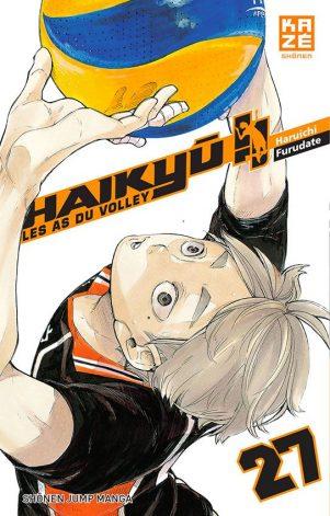 Haikyu - T.27 | 9782820332189