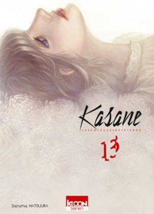 Kasane - La voleuse de visage - T.13 | 9791032703298