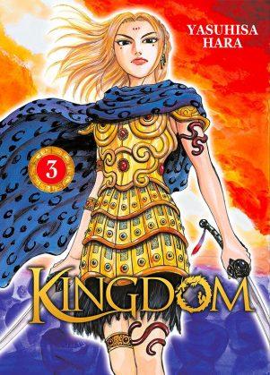 Kingdom - T.03 | 9782368778074