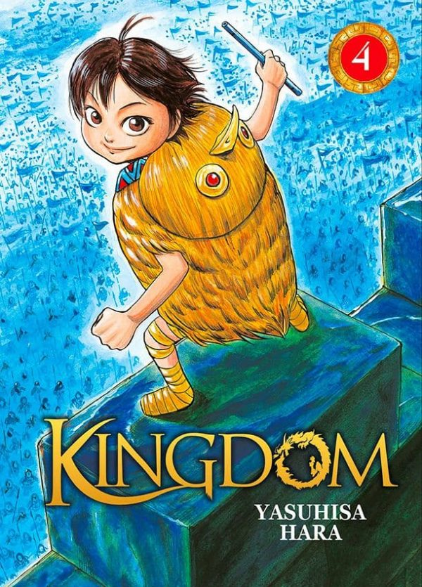 Kingdom - T.04 | 9782368778081