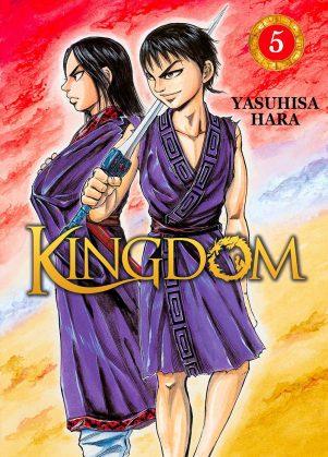 Kingdom - T.05 | 9782368778098
