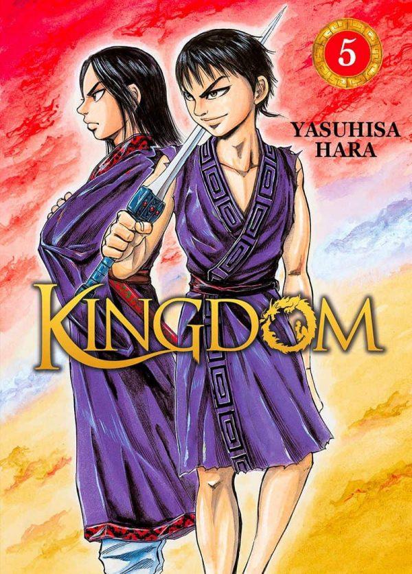 Kingdom - T.05   9782368778098