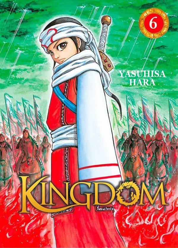Kingdom - T.06 | 9782368778104