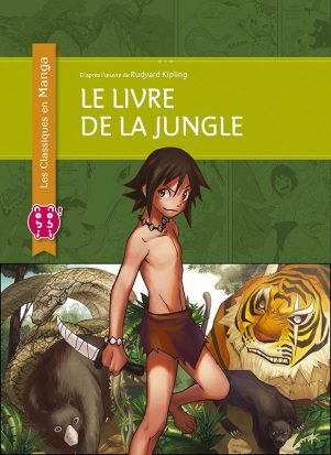Livre de la Jungle | 9782373492279