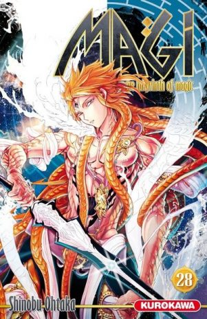 Magi: The Labyrinth of Magic - T.28 | 9782368526064