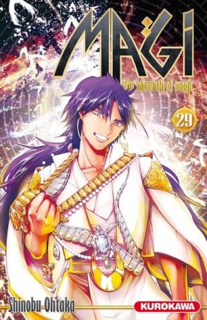 Magi: The Labyrinth of Magic - T.29 | 9782368526071