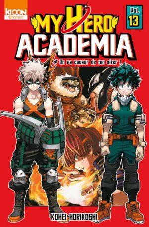 My Hero Academia - T.13 | 9791032702451
