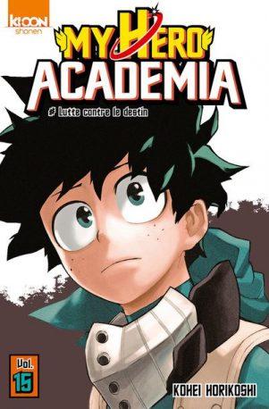 My Hero Academia - T.15 | 9791032703120