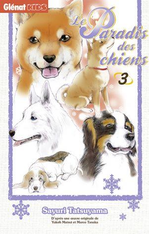 Paradis des chiens - T.03 | 9782344007921