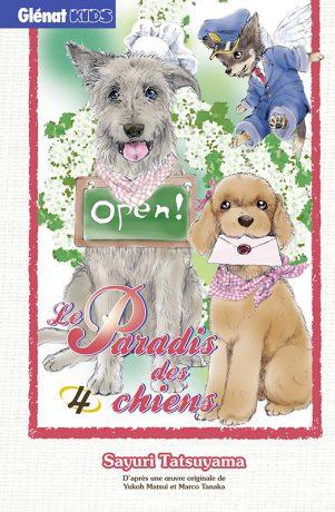 Paradis des chiens - T.04 | 9782344007938
