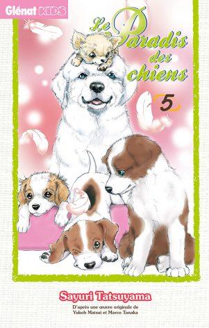 Paradis des chiens - T.05 | 9782344013120