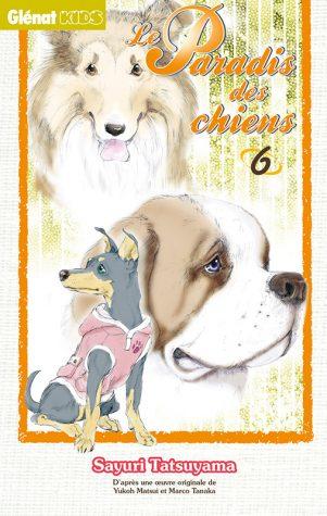 Paradis des chiens - T.06 | 9782344013113