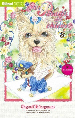 Paradis des chiens - T.08 | 9782344026182