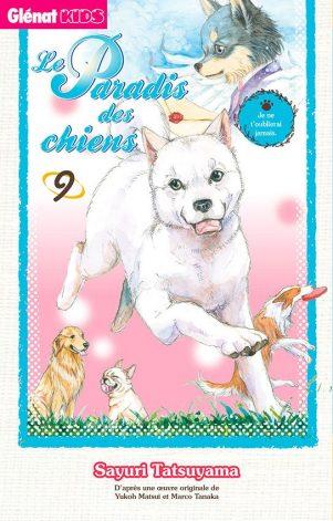 Paradis des chiens - T.09 | 9782344029053