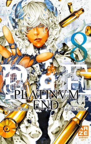Platinum End - T.08 | 9782820332080