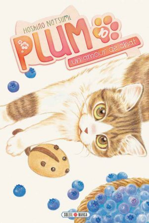Plum un amour de chat - T.10 | 9782302051072