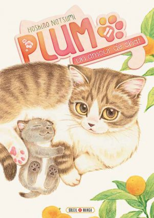 Plum un amour de chat - T.11 | 9782302054042
