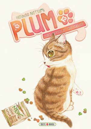 Plum un amour de chat - T.12 | 9782302056152