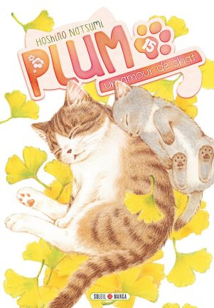 Plum un amour de chat - T.15 | 9782302069640