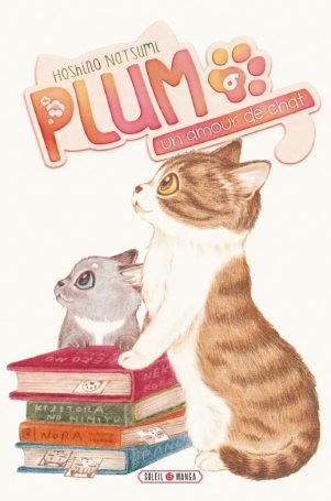 Plum un amour de chat - T.06 | 9782302046009