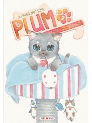 Plum un amour de chat - T.07 | 9782302046887