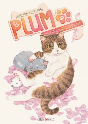 Plum un amour de chat - T.09 | 9782302048935