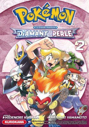 Pokemon - Diamant & Perle - T.02 | 9782368526446