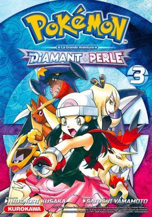Pokemon - Diamant & Perle - T.03 | 9782368526545