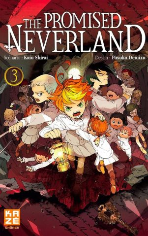 Promised Neverland (The) - T.03 | 9782820332615