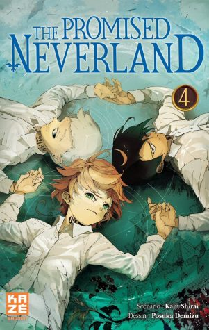 Promised Neverland (The) - T.04 | 9782820332844