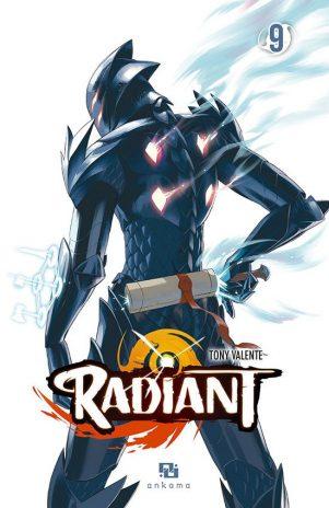 Radiant - T.09   9791033505457